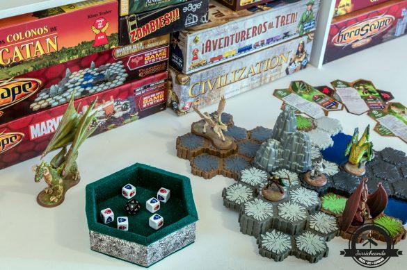 Dadódromo juegos de mesa
