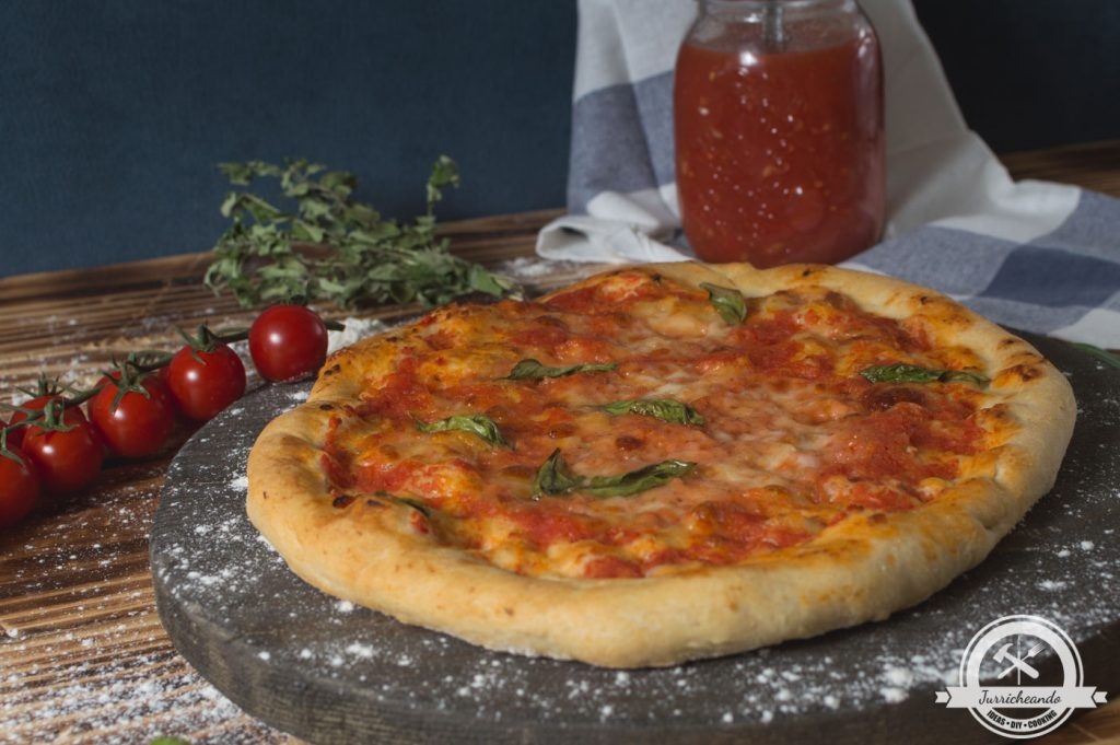La mejor pizza casera